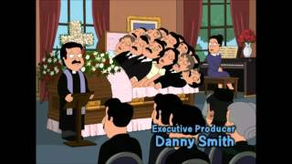 Family Guy Mexican Funeral