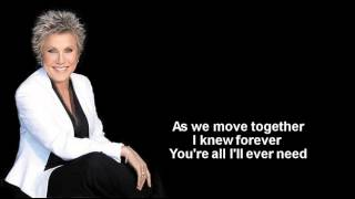 Anne Murray +  Could I Have This Dance + Lyrics/HQ