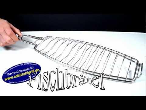 Fischbräter von http://www.edelstahlgrill.de