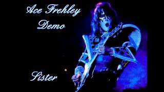 Ace Frehley Demo - Sister