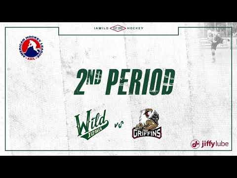 Griffins vs. Wild | Dec. 8, 2018