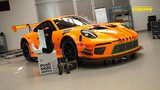 Schroth Racing Profi Seat Install