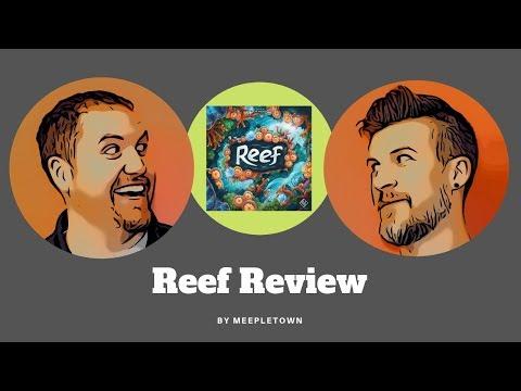Reef: Full Review & Rating - MeepleTown