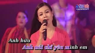 [Karaoke HD] Mối Tình Đầu Tiên   Dương Hồng Loan