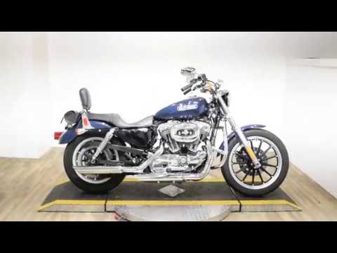 2008 Harley-Davidson Sportster® 1200 Low in Wauconda, Illinois - Video 1
