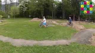 preview picture of video 'Bikepark Seeboden Kärnten'