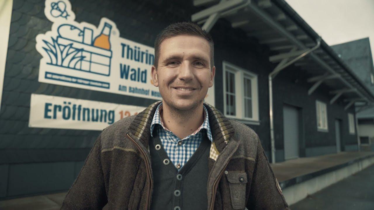 #1 Regionale Produzent*innen zusammenbringen: Thüringer Wald Shop