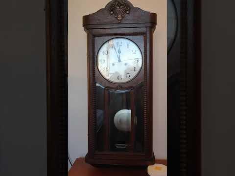 Zidni sat, star 100 godina [1/6]