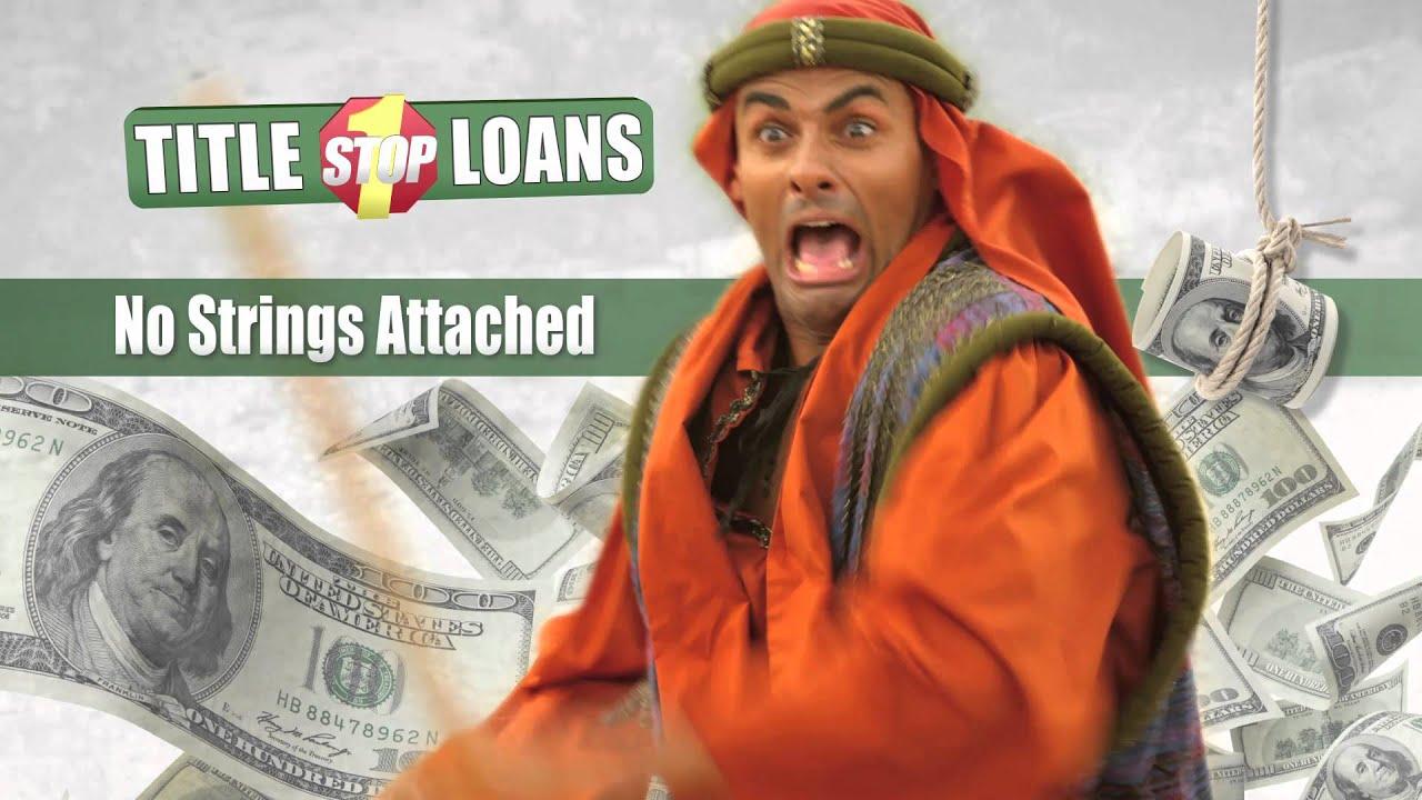 1 Stop Title Loans Commercial