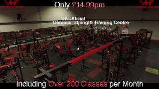 Vision Health and fitness Gym - Join now for ONLY £14 99