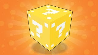"♫ ""Lucky Day"" - Minecraft Parody of Katy Perry - Birthday (LUCKY BLOCK SONG)"