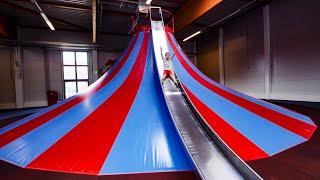 Indoor Playground Fun for Kids at Mr. Scandis Funpark Indoorspielplatz