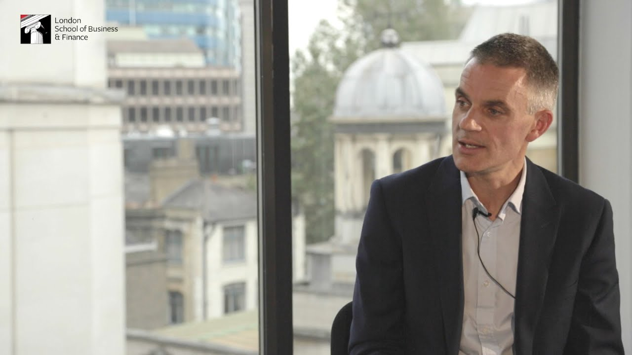 BBC Worldwide CEO speaks to LSBF in new 'Great Minds' video