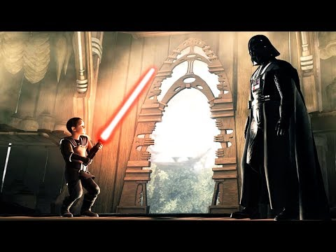 How Darth Vader Found His Apprentice (Star Wars: The Force Unleashed)