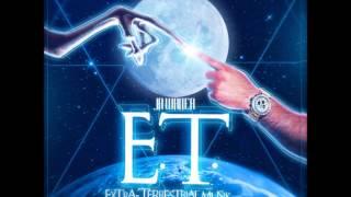 JR Writer - Pluto (E.T. Extra Terrestrial Musik)