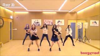 BerryGood 'Don't Believe' Mirrored Dance Practice