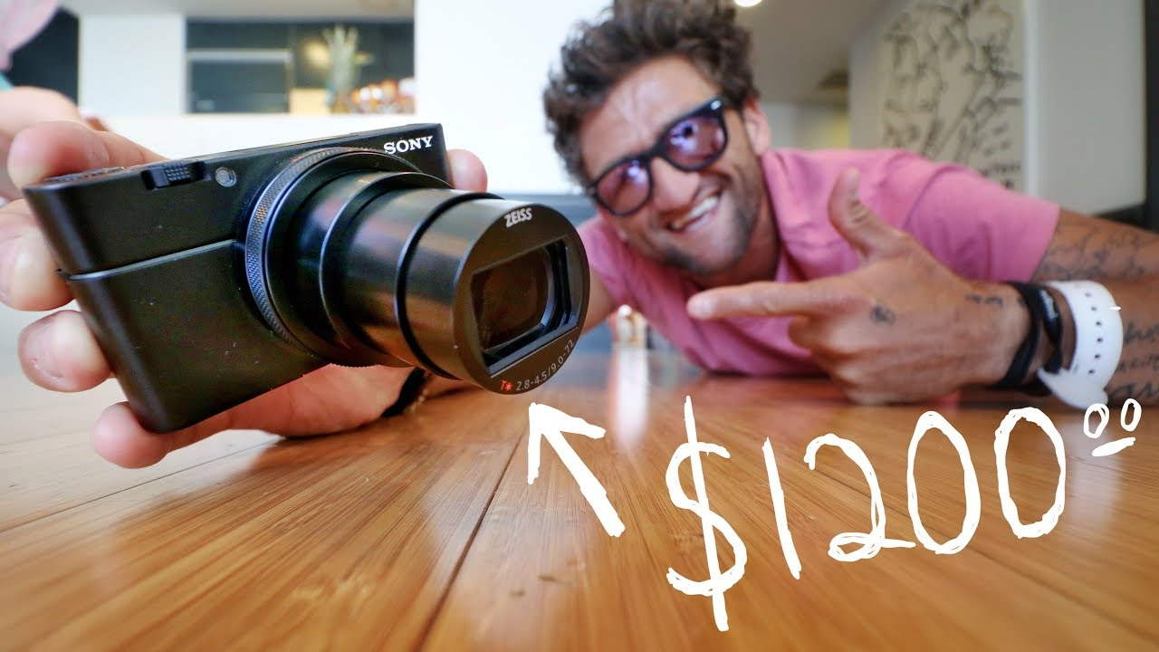 THE GREATEST COMPACT CAMERA but is it worth $1200? thumbnail