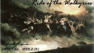 Richard Wagner - Ride of the Valkyries (Walkürenritt) 바그너: 발키리의 기행