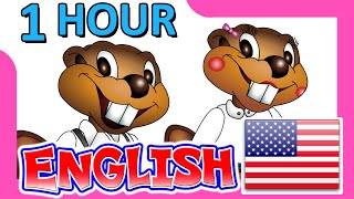 """English Level 2 DVD"" - 1 Hour, Learn to Speak English, Teach ESL, EFL, Kids Language School"