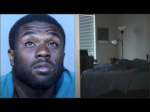 Stranger found under bed in Tempe apartment