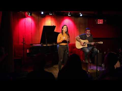 Danielle Lussier - Shades of Blue at Rockwood Music Hall