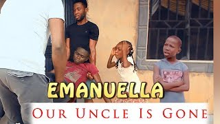 EMANUELLA OUR UNCLE IS GONE  -  I CAN NOT SHOUT LIKE A YORUBA WOMAN (mind of freeky comedy)