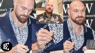 TYSON FURY REFUSES TO SIGN JOSHUA CONTRACT, NEEDS PROOF OF FUNDS, HEARNS FUNNY MONEY 💵 | BOXINGEGO