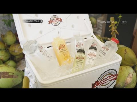Video Inovasi Minuman Air Kelapa dengan Bercampur Rasa Lain