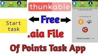 task app aia file thunkable - मुफ्त ऑनलाइन वीडियो