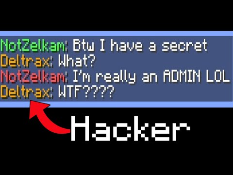 Disguising as a Hackers Friend to Troll Them