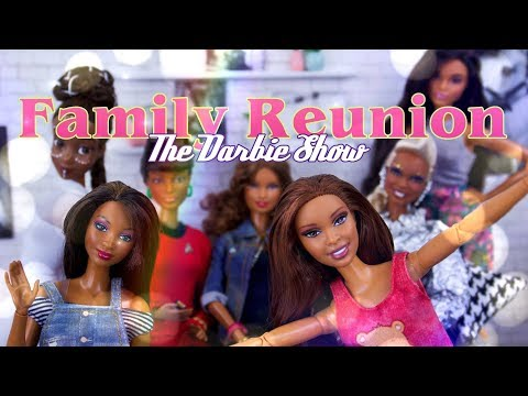 The Darbie Show: Family Reunion | Shuri | Mrs. Which | Tinkerbell & More