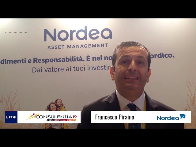 Francesco Piraino (Nordea) - Consulentia 2019
