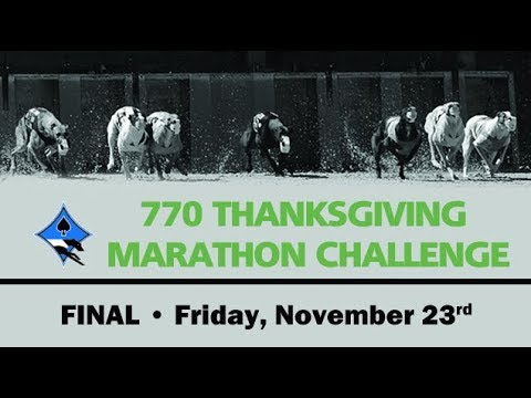 2018 bestbet 770 Thanksgiving Marathon