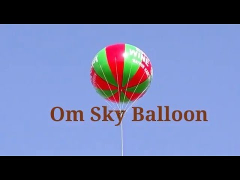 15 Mm Advertising Balloons