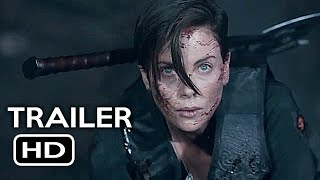 THE OLD GUARD Trailer (2020) Charlize Theron Netflix Movie