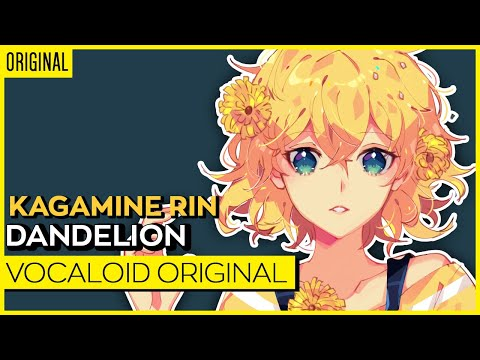 【Rin Kagamine】Dandelion feat. Hatsune Miku【Vocaloid Original】 | 蒲公英