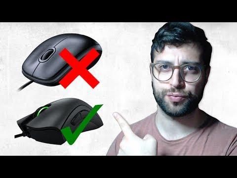 Guía básica de ratones gaming - Empieza aquí