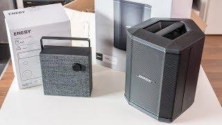 BOSE S1 Pro & IKEA Eneby ausgepackt