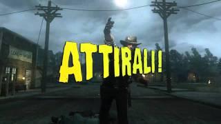 Undead Nightmare trailer armi