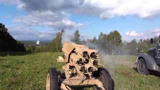 NEBELWERFER 41 - REPLICA - Battle Test