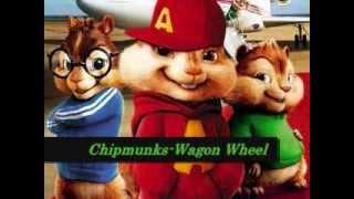 Chipmunks-Wagon Wheel (Darius Rucker Cover)