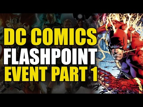 The Flash - Flashpoint - 001 - Whatever happened to Bruce Wayne?