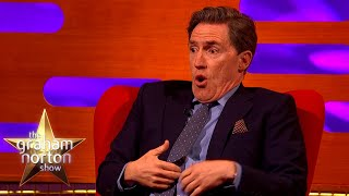Rob Brydon's Impression Of Al Pacino | The Graham Norton Show