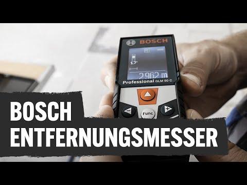 Bosch Entfernungsmesser Glm 40 : Bosch entfernungsmesser glm 50c contorion profi tv