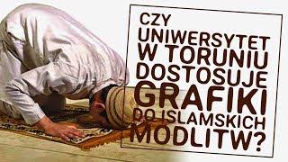 Czy UMK w Toruniu dostosuje plany zajęć do czasu islamskich modlitw?
