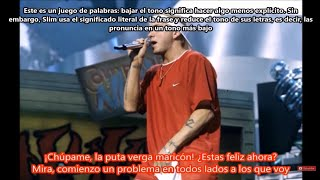 Bitch Please II - Eminem ft Dr. Dre, Snoop Dogg, Nate Dogg & Xzibit Subtitulada en español