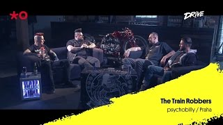 Video Drive #92.3 The Train Robbers - Psychobilly z Prahy