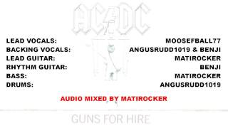 AC/DC fans.net House Band: Guns For Hire Collaboration HD
