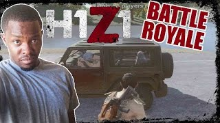 Battle Royale H1Z1 Gameplay - YOU KILLED JOHNNY! | H1Z1 BR Gameplay