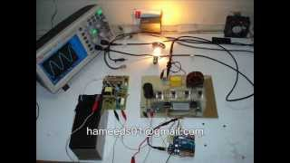 Code for PWM sine wave generator some questions - Arduino